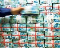 Devletin kasasına para yağdı