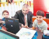 Çocuklar kodlama eğitimi alacak