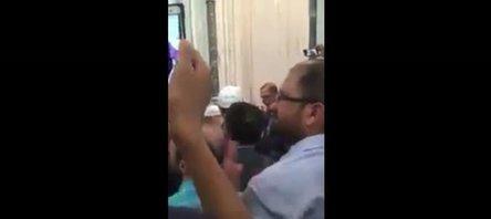 Erdoğan Gaziantepte şehitler için Kuran-ı Kerim okudu