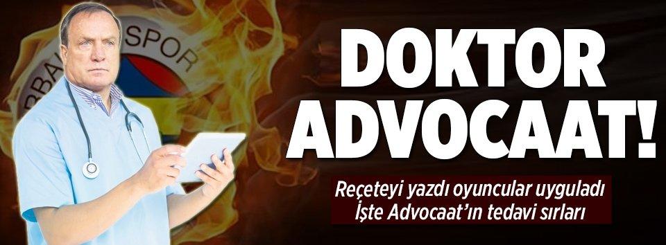 Doktor Advocaat!