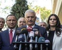 Kadir Topbaş istifa mı ediyor? Başbakandan açıklama