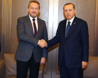 İzetbegoviçten Cumhurbaşkanı Erdoğana tebrik!