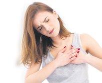 Kadınların kalbi krize meyilli