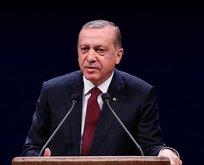 Erdoğan: En hafif tabiriyle ayıptır