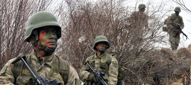 PKK'lılara ölüm takibi