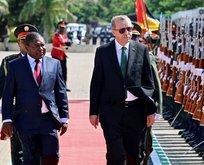 Erdoğanın Madagaskar ziyareti FETÖcüleri korkuttu