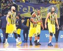 Fenerbahçe-Maccabi TA Zalgiris-Anadolu Efes