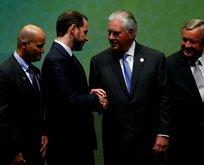 Bakan Albayrak'tan yoğun enerji diplomasisi