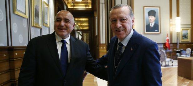 Bulgaristan Başbakanı Borisovdan Türkiyeye övgü
