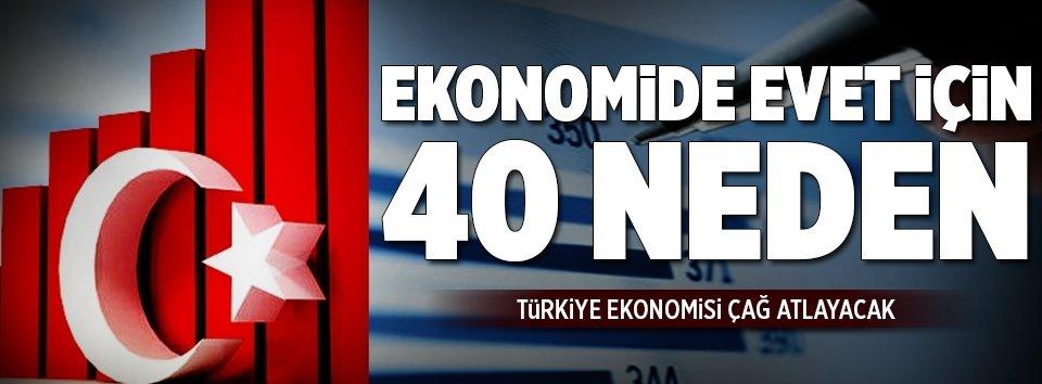 Türkiye ekonomisi çağ atlayacak