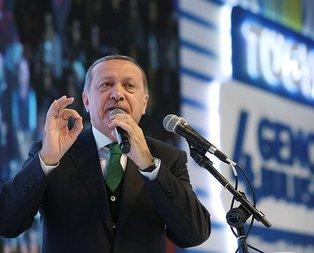 Erdoğan: Eskiden Lawrence vardı, şimdi...