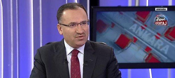 Bakan Bozdağdan kritik anayasa açıklaması