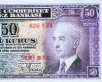 50 kuruşluk kağıt para