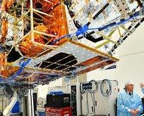 Göktürk-1in fırlatılacağı tarih belli oldu