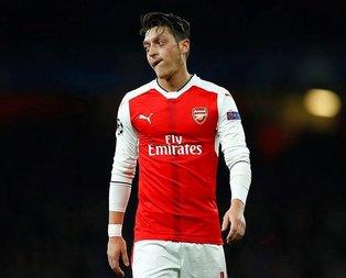 Mesut Özil'e vergi suçlaması