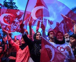 Erdoğandan çarpıcı Erzurum Kongresi mesajı