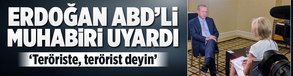 Cumhurbaşkanı Erdoğandan ABDye sert sözler