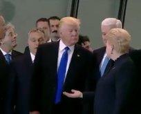 Trumptan dünya liderlerini şoke eden hareket