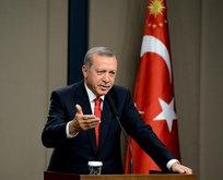 Türkiyeyi şaha kaldıran lider: Erdoğan