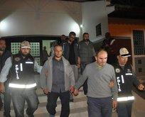 Suriyelilerin arasına karışan 3 FETÖcü yakalandı