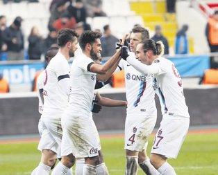 Trabzon 17. haftadan beri kalesini gole kapattı