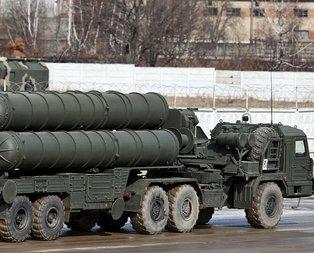 Türkiyenin S-400 alımı ABDyi panikletti