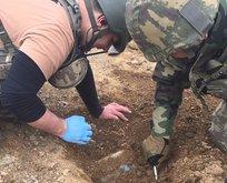 Diyarbakırda 420 kiloluk patlayıcı bulundu