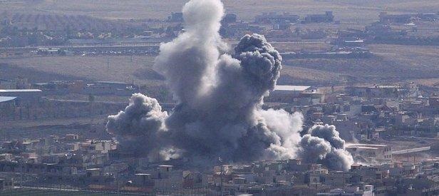 ABD topçu birliği Başikayı bombalıyor