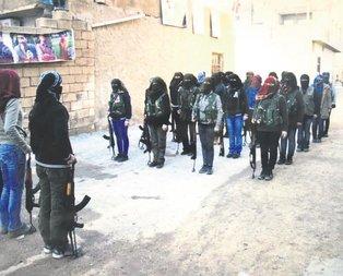 'Kirli terör' ittifakı sınırda yakalandı