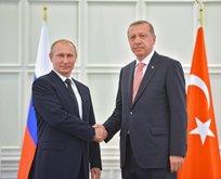 Erdoğandan Rusyaya kritik ziyaret