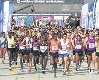 Vodafone Maratonu yine nefesleri kesecek