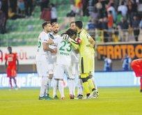 Bursaspor Alanya'yı Jorquera ile vurdu