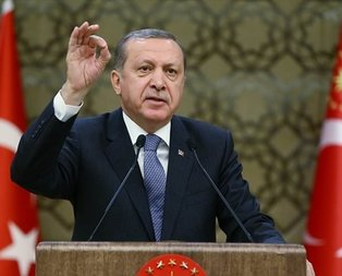 Cumhurbaşkanı Erdoğan: Mezar ederiz