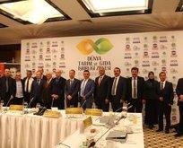 Dünya Tarım ve Gıda İşbirliği Zirvesi tanıtım toplantısı yapıldı
