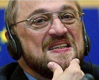 Martin Schulz iyice şaşırdı