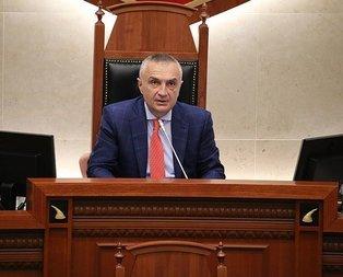 Arnavutlukun yeni cumhurbaşkanı İlir Meta oldu