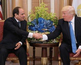 Amerika'nın oyuncağı Sisi