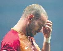 Sneijder gidiyor sinyali