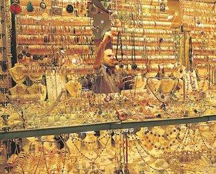 Çeyrek dip yaptı 'kral' gram altın