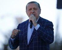 Erdoğan: Davosta IMF başkanına dedim ki...