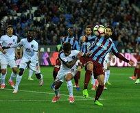 Trabzonspor ve Başakşehir puanları paylaştı