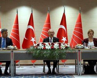 Kılıçdaroğlu yabancı gazetecilere Türkiyeyi şikayet etti
