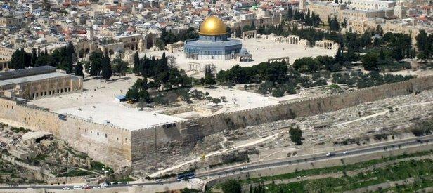 İşte İsrailin kirli Mescid-i Aksa planı