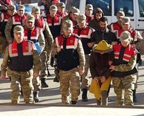 Bombalı saldırı hazırlığındaki teröristler yakalandı!