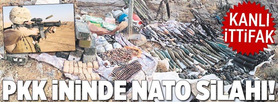PKK ininde NATO silahı