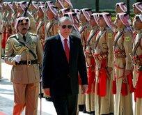 Erdoğandan İslam dünyasına birlik çağrısı