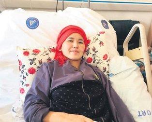 Kırgız kadından iyi haber