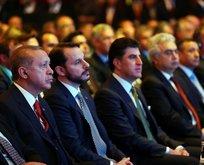 İstanbulda kritik görüşme! Barzani açıkladı