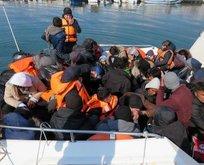 Egede göçmen teknesi faciası