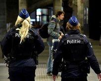 Belçikada terör saldırısı son anda engellendi!